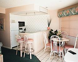 Ocean Sands Beach Club - Unit Kitchen