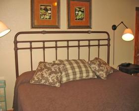 Alpine Village Resort Bedroom