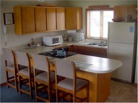 Sea Scape Beach & Golf Villas - Unit Kitchen