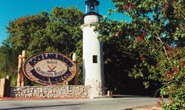 Branson Yacht Club - Resort Entrance