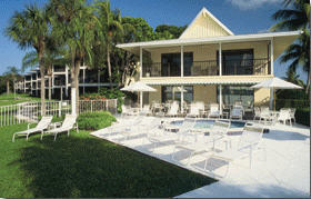 Charter Club Resort on Naples Bay