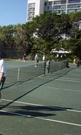 Wyndham Santa Barbara - Tennis Courts