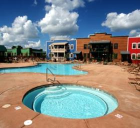 WorldMark Bison Ranch Resort - Pool & Hot Tub