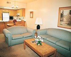 Park Plaza - Unit Living Area