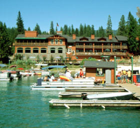 WorldMark Bass Lake - Marina
