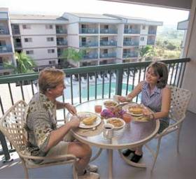 WorldMark Kona Resort - Unit Lanai
