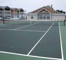 WorldMark Depoe Bay - Tennis Court