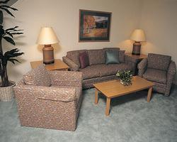 WorldMark Bass Lake - Unit Living Area