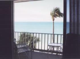 Kahlua Beach Club - Unit Balcony