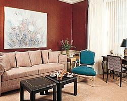 Powell Place - Unit Living Area