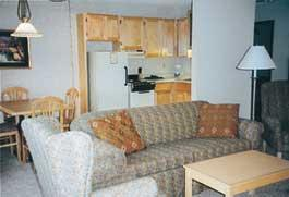 Stoneridge Resort - Inside a Unit