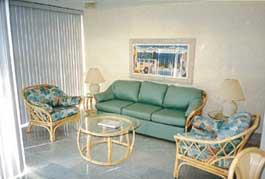 World International Vacation Club - The Mar Azul - Unit Living Area