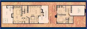 Villas of Cave Creek - Unit Floor Plan