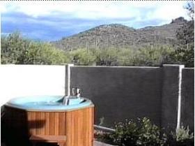 Villas of Cave Creek - Hot Tub