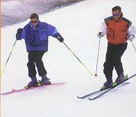 Skiing at Summer Oaks