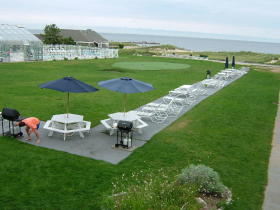 Edgewater Beach Resort - Putting Green