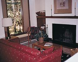 Resorts West Vacation Club at Snowater - Unit Living Area