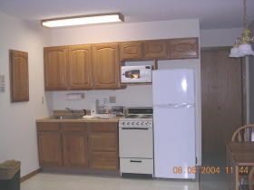 Quadna Mountain Resort - Unit Kitchen