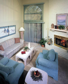 Villas of Sedona - Unit Living Area