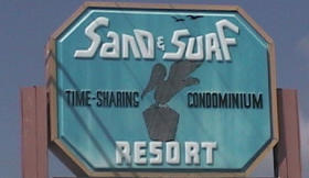 Sand and Surf Condominium