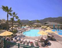 Lawrence Welk Resort Villas - Pool