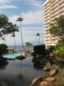 Ka'anapali Beach Club - resort grounds