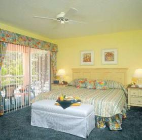 Gulf Stream Beach Resort - Inside a Unit
