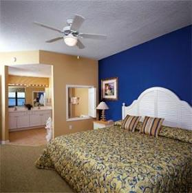 Wyndham Bay Club II - Unit Bedroom