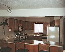 Kitchen at the French Lick Springs Villas