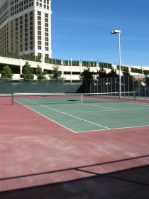 Jockey Club - Tennis Court