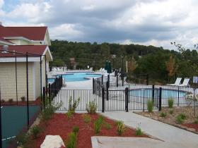 Wyndham Branson - Pool