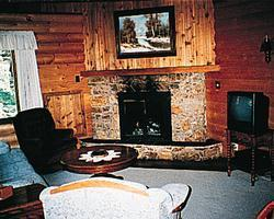 Room at the Glacier Wilderness Resort