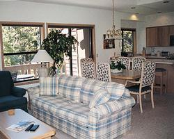 The Ridge at Sunriver - Inside a Unit