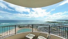 Hilton Grand Vacation Club at Hilton Hawaiian Village - Lanai