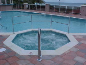 Hollywood Beach Tower - Pool & Hot Tub