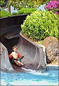 Ka'anapali Beach Club - waterslide