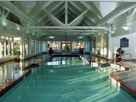 Williamsburg Plantation - indoor pool