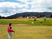 Macdonald Dalfaber Resort - Golf Course on Site