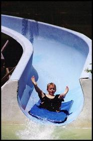 Country Hideaway at Mountain Lakes - Water Slide