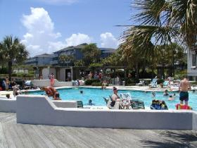 Sea Crest Surf and Racquet Club - Beachside Pool