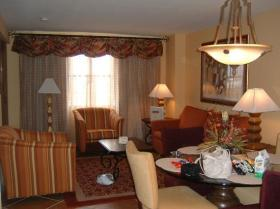 Grandview at Las Vegas - Unit Living and Dining Areas