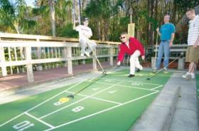 Parkway International Resort - Shuffleboard