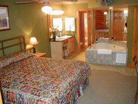 Westgate Smoky Mountain Resort at Gatlinburg - Unit Bedroom