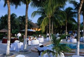 Occidental Allegro Cozumel - Outdoor Dining