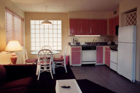 Plantation Island - Kitchen