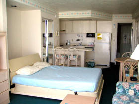 The Americano Beach Resort - Seabreeze Bedroom