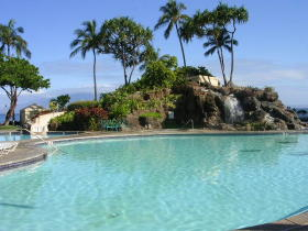 Ka'anapali Beach Club - pool