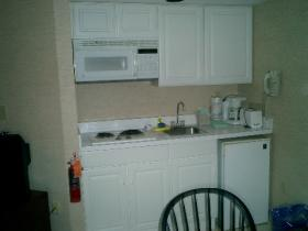 The Villas at Tree Tops - Unit Kitchen