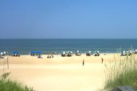 Outer Banks Beach Club - Beach