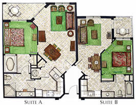 Mizner Place - Unit Floor Plan